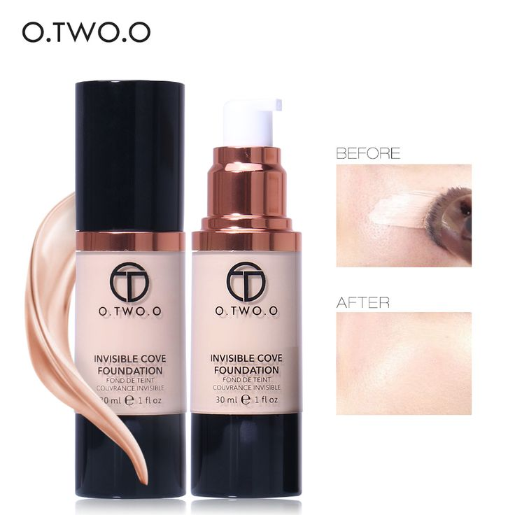 Make Up Fluid Waterproof Foundation //Price: $10.99 & FREE Shipping //     https://www.angelstore.online/make-up-fluid-waterproof-foundation/  #makeup #instamakeup
