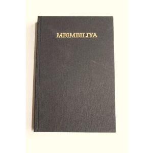 Mbimbiliya / The Bible in Luchazi language 053 / Luchazi pople in Angola Africa    $59.99