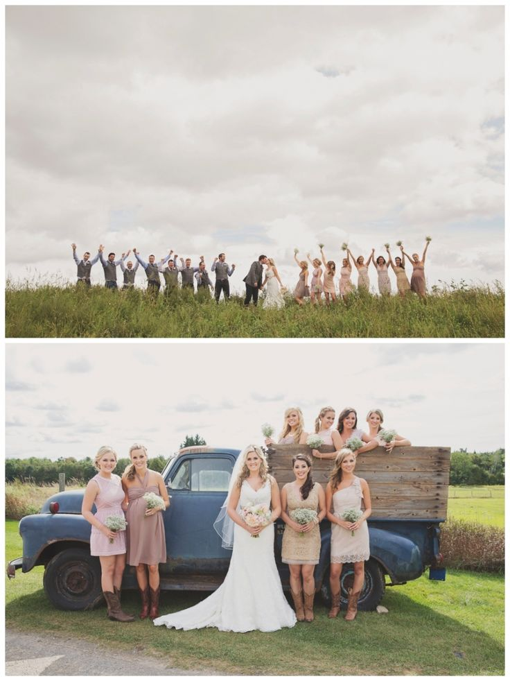 Melanie & Matt's Country Wedding at Cambium Farms