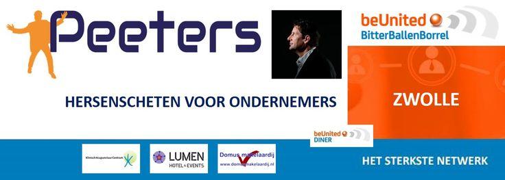 HERSENSCHETEN VOOR ONDERNEMERS - BitterBallenBorrel Zwolle -… http://www.bitterballenborrel.nl/events/bitterballenborrel-zwolle-2017-09-21/
