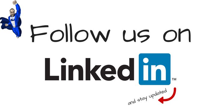 Be sure to #Follow our #LinkedIn Company Page, where we share breaking #news and info about #LinkedSuperPowers https://www.linkedin.com/company/linkedin-super-powers/