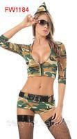 Игровой костюм военного