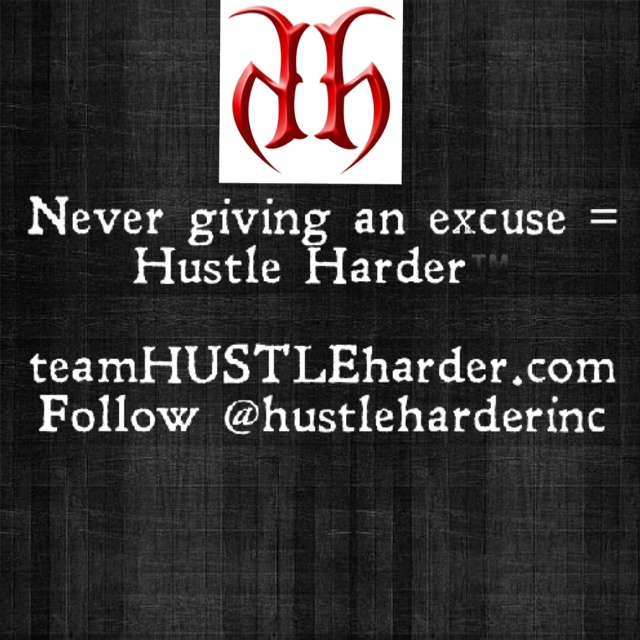 From teamhustleharder.com Follow @hustleharderinc on instagram & twitter #hh #diet #healthy #lifestyle #exercise #fashion #workout #hustleharder #work #goal #goals #football #baseball #basketball #swim #track #running #run #fight #boxing #training #underarmour #nike #airforce #Army #marines #navy #pride #champ #fitness discipline respect Rick Ross Lil wayne ace hood game 50 cent ludacris fabolous TI hood rich hip hop wiz khalifa stain niki minaj pit bull