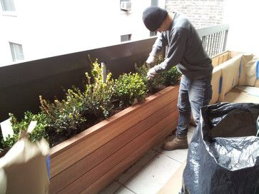 High Quality New York Plantings Garden Design And Landscape Construction Is Expert In  Making Custom Planter Boxes With