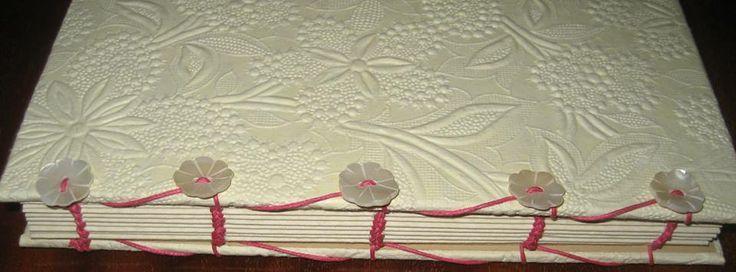 libro de firmas  (novias, comunión)