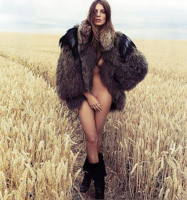 Fur Coat Teens Naked 18