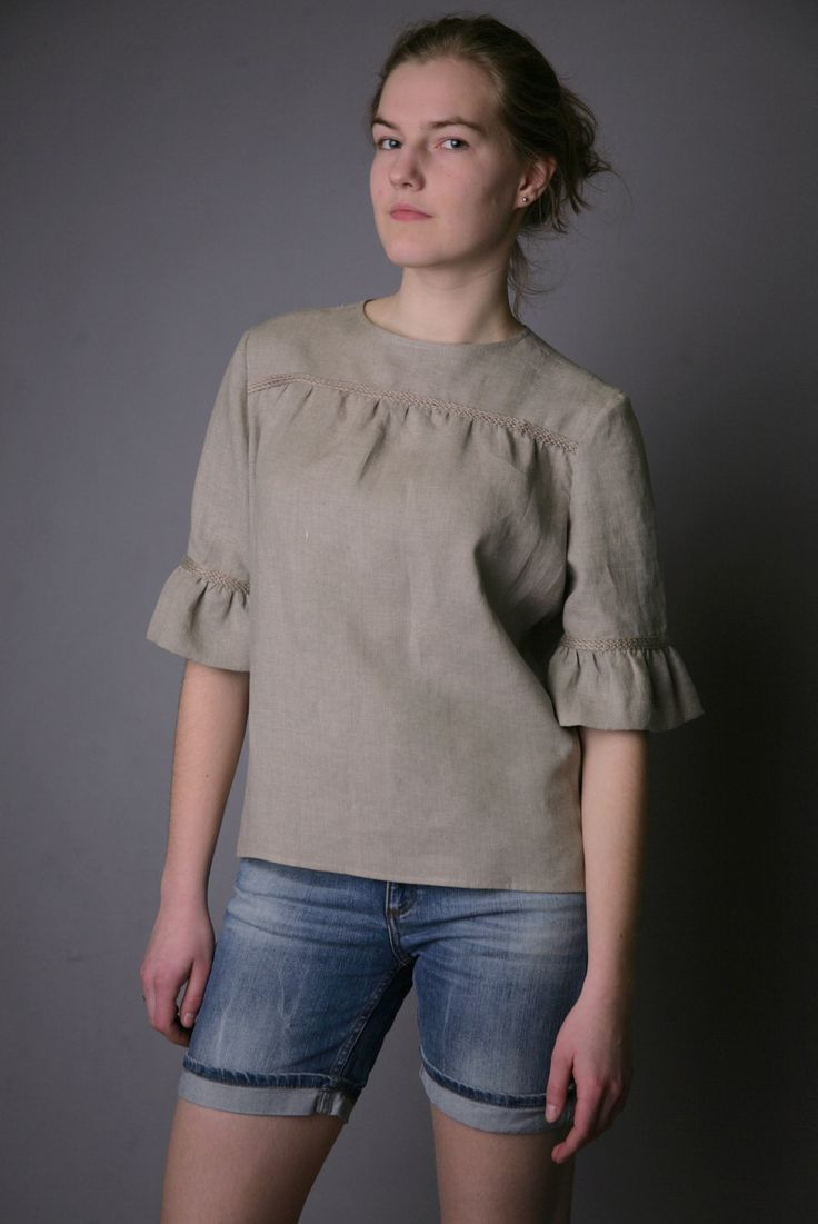 yes please.  linen top.