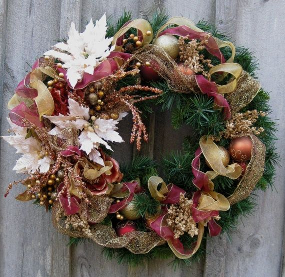 Christmas Decorations In Victorian England: 146 Best Images About NEW ENGLAND WREATH CO. On Pinterest