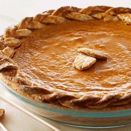 Pumpkin Pie | Anna Olson