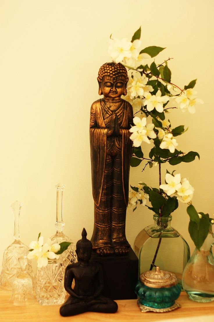 1000 images about buddha at home on pinterest buddhists for Buddha decor
