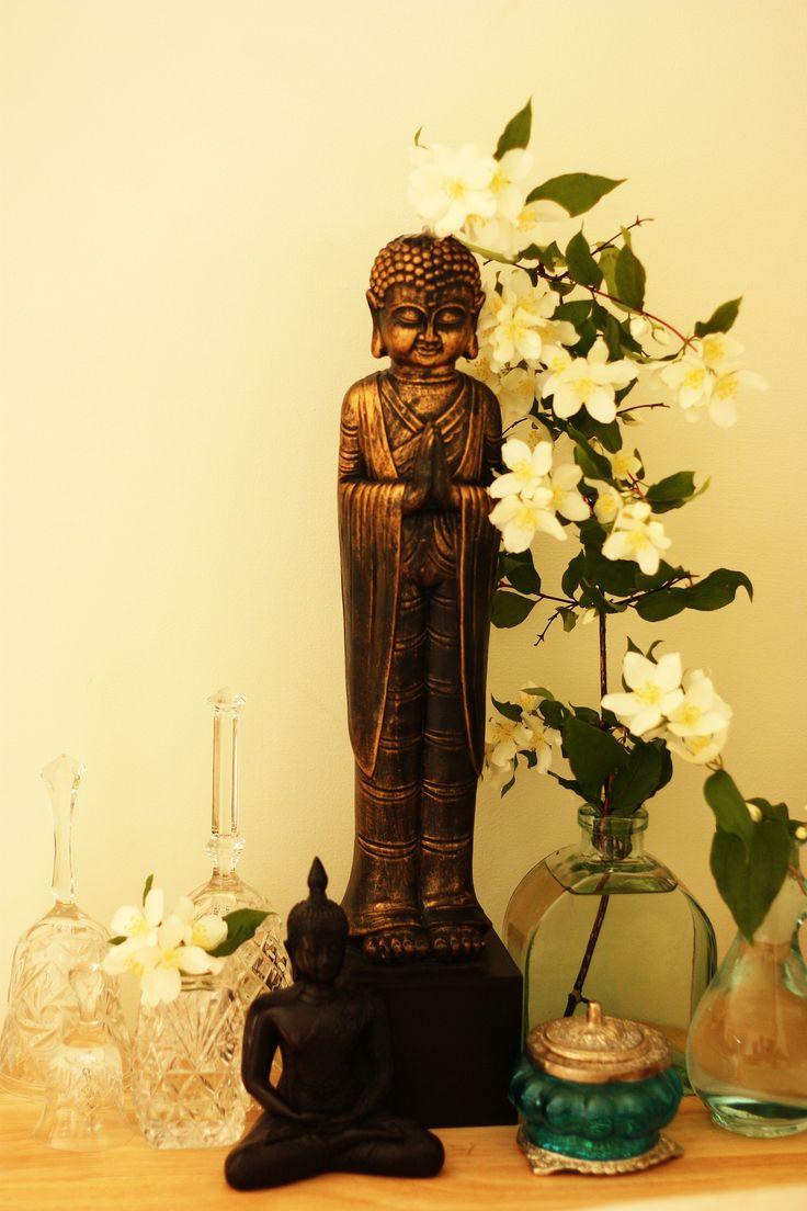 Asian home decor healing zen