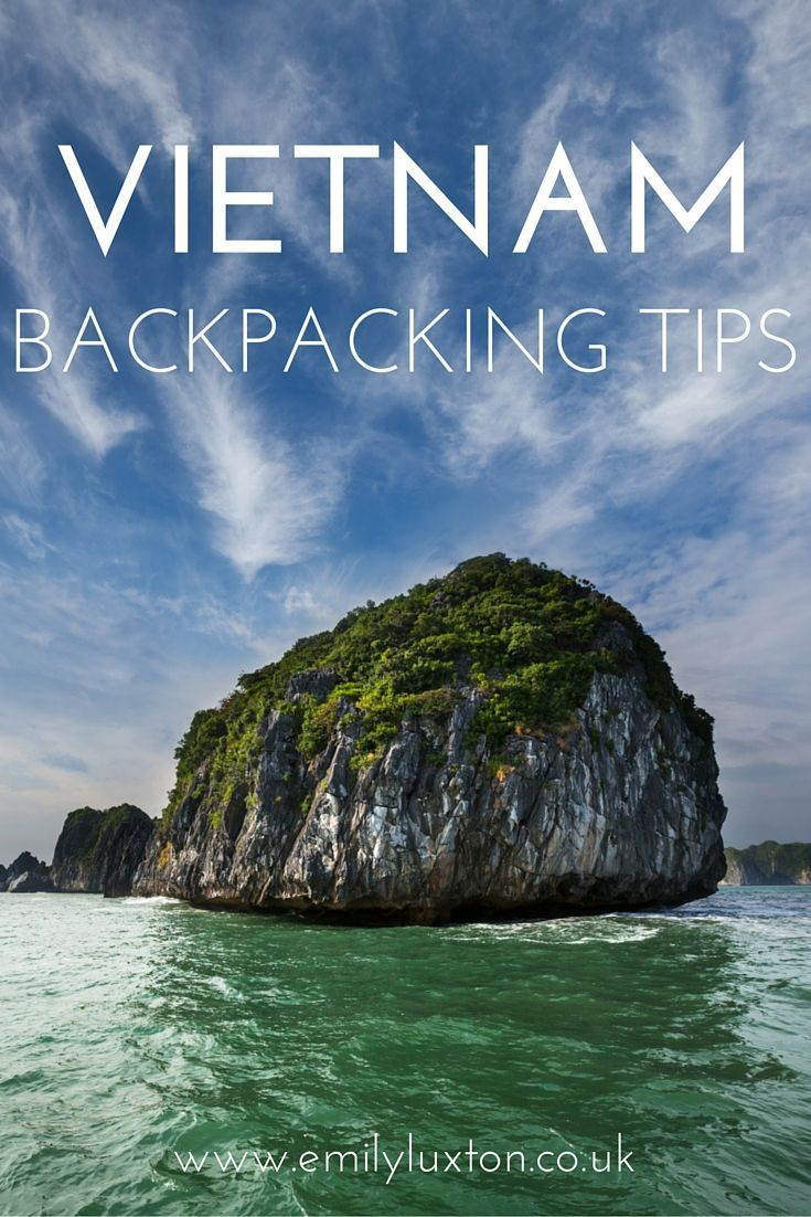 Practical Information for Backpacking Vietnam