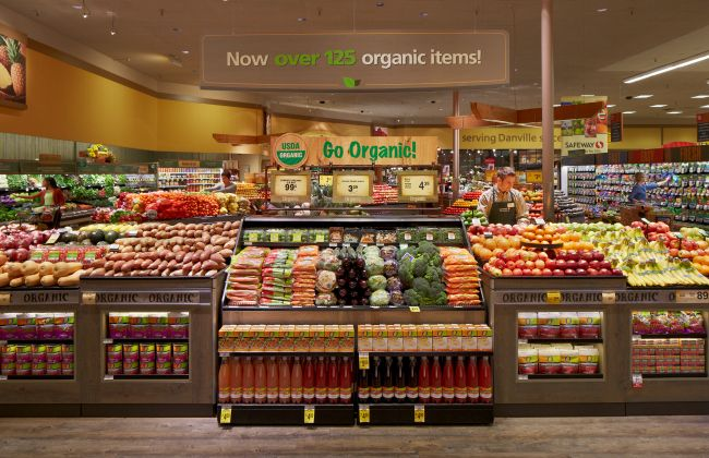 Convenience Retail Store Design Agency   Customer-Centric ...  Safeway Store Layout