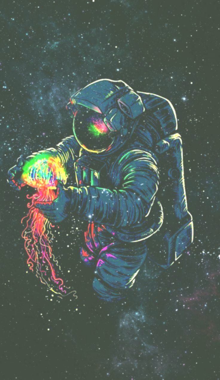 Wallpaper Spaceman Spaceman Wallpaper In 2019