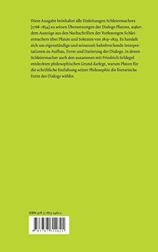 Über die Philosophie Platons (German Edition)