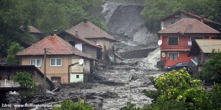 Vyhlásili sme zbierku na pomoc povodňami postihnutému Balkánu.