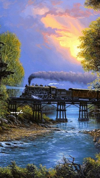 . . . . The Train Is Steaming Away But At The Same Time. . . It's STUCK.???. Disgraceful!!!