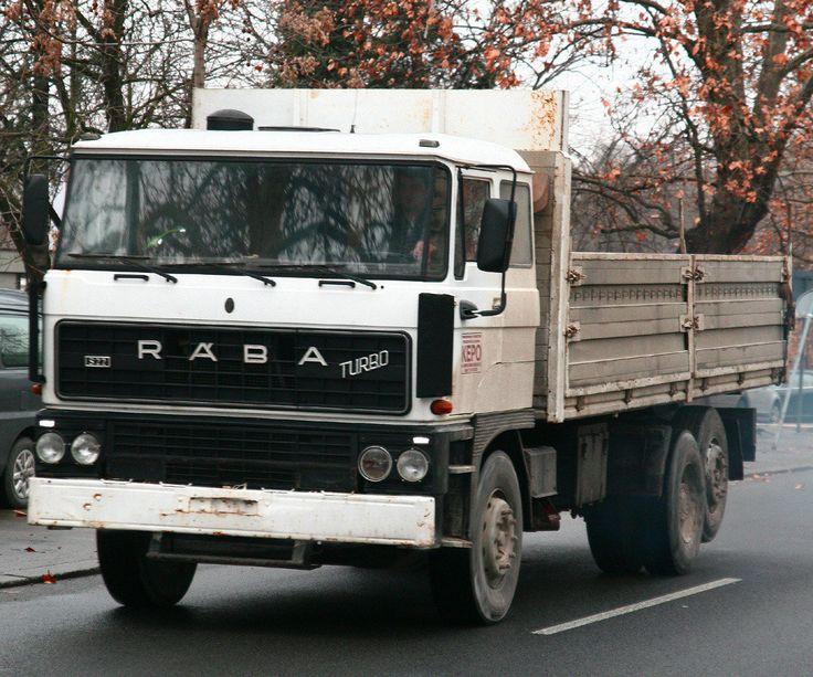 RABA - truck