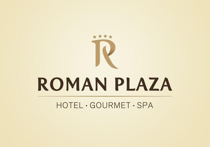 Roman Plaza identity