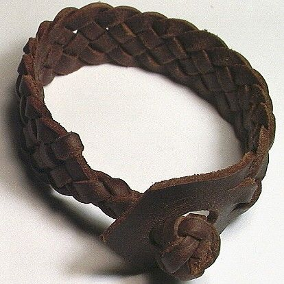 How to learn leather braiding