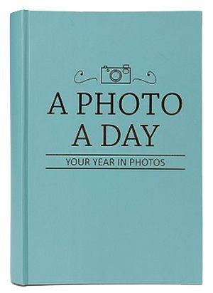 One photo a day, uniek foto-dagboek