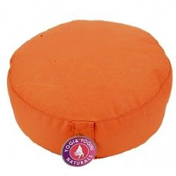 Poduszka do medytacji - Pomarańczowa