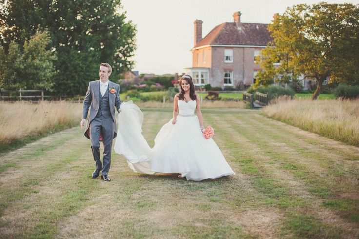 Parley Manor Wedding Dorset