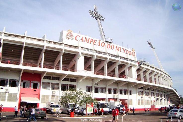 World Cup 2014 stadiums: Estádio Beira-Rio (Beira-Rio) stadium. 16 PHOTOS   ... football stadium in Porto Alegre, Brazil. It serves as the home stadium for Sport Club Internacional   http://softfern.com/NewsDtls.aspx?id=833&catgry=6