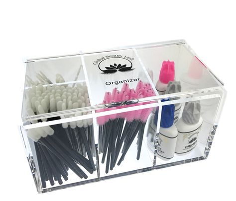 Lash Application Organizer