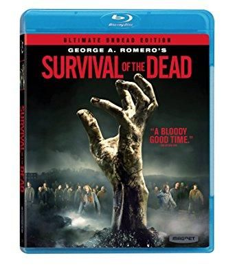 Devon Bostick & Athena Karkanis & George A. Romero-George A. Romero's Survival of the Dead
