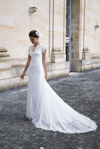 Robe de mariée collection 2017 Cymbeline ENSEMBLE BETTINA