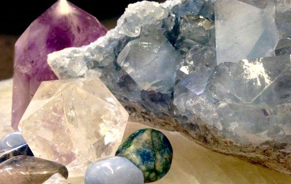 We have a powerful Super New Moon in April, making it the perfect time to break out those crystals and clear or charge them up for the next few months.  New Moon's are a great time to either-  Clear and release built up energy in a crystal Charge the crystal up with positive vibes and manifestations