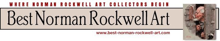 Great Norman Rockwell Art Collectors Resource