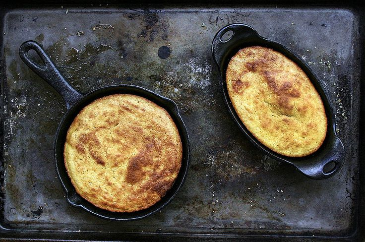 The Tale of Two Cornbreads food52.com/... #Food52