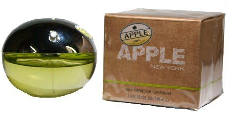 Apple New York 3.3 Oz Eau Di Parfum Womens Perfume Impression Dkny Be Delicious By Donna Karan $11.99