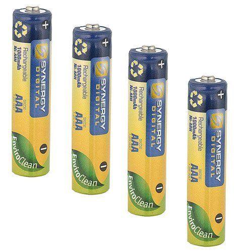 Panasonic KX-TG4731 Cordless Phone Battery Ni-MH, 1.2 Volt, 1000 mAh - Ultra Hi-Capacity - Replacement of Pack of 4 AAA Batteries