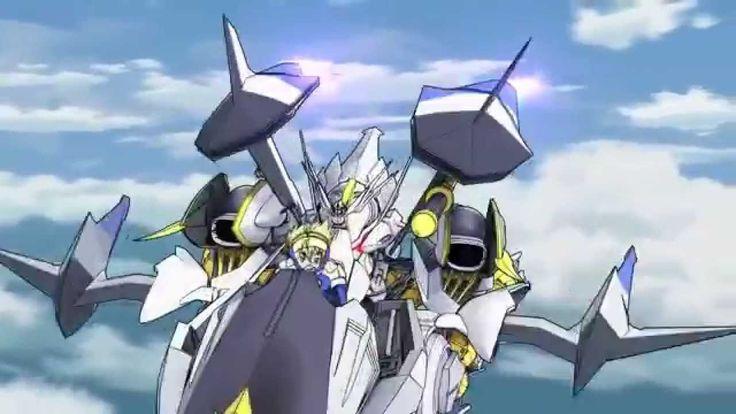 Cross Ange Tenshi to Ryuu no Rondo Opening OP/ クロスアンジュ 天使と竜の輪舞[ロンド] Open...