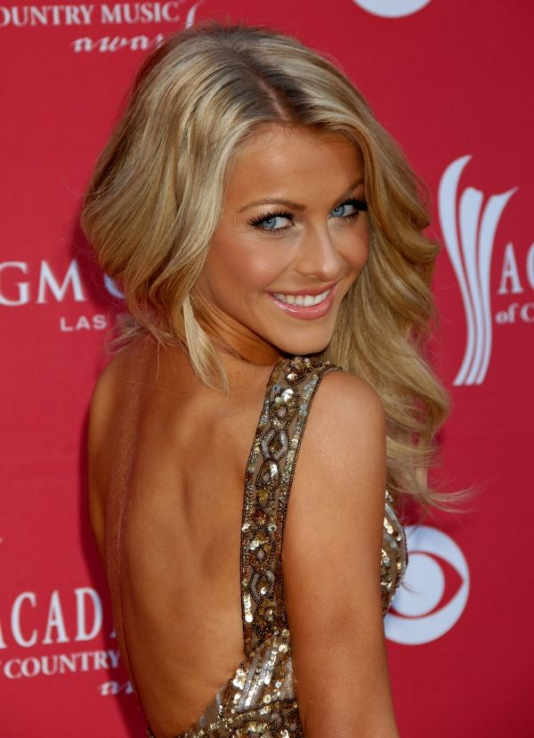 Why is she my inspiration for everything? Julianne Hough