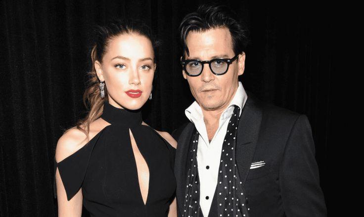 JOHNNY DEPP'S EX WIFE AMBER HEARD 'SMITTEN' WITH NEW BILLIONAIRE BOY FRIEND ELON MUSK AS DIVORCE IS FINALISED