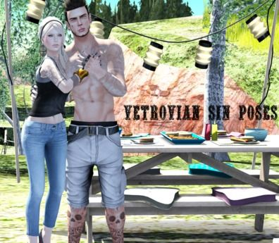 GIFT++Vetrovian Sin Poses Store - 27++