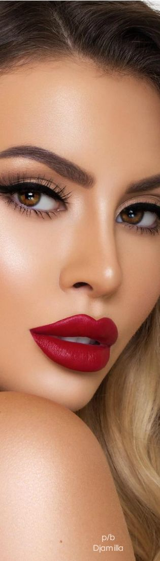 Red Lips ❤️