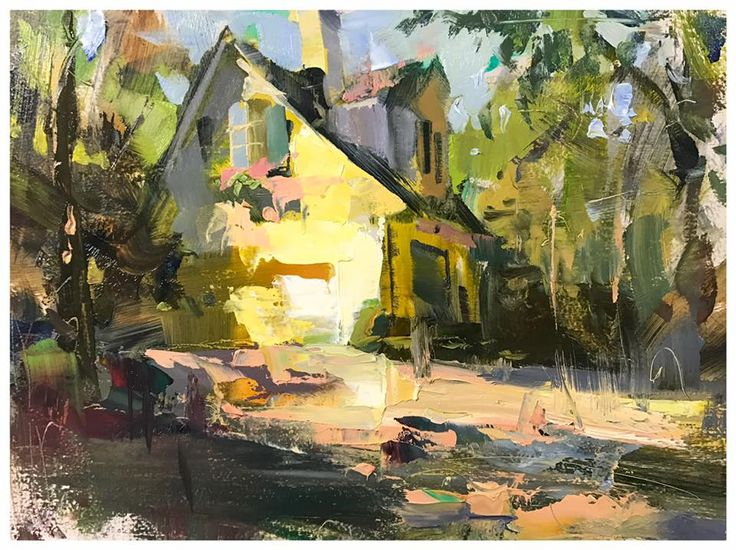 James Richards Sailing Painting Landscape Paintings