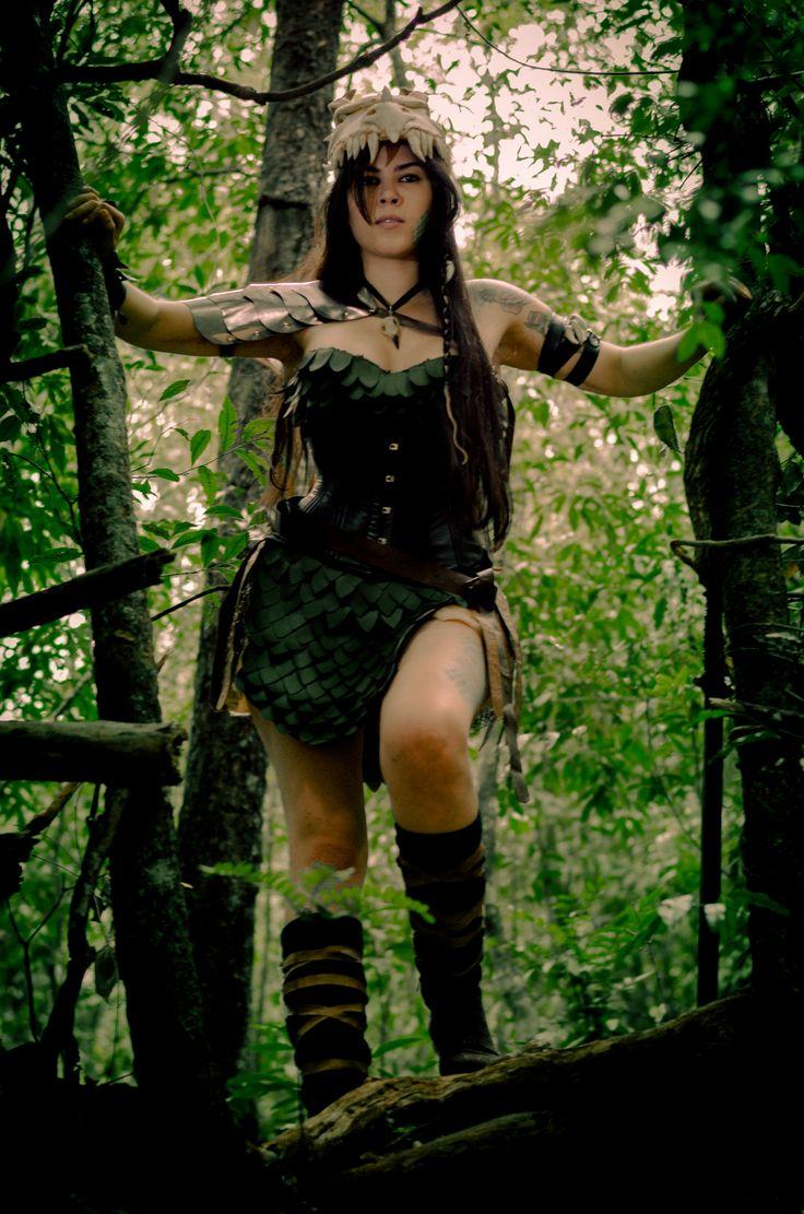 Costume barbarian dragon #costume #barbarian #dragon