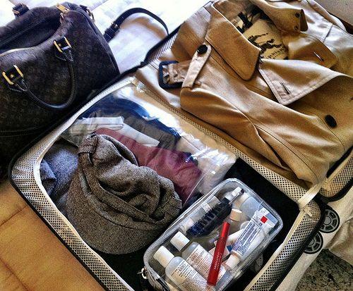 10 dicas para viajar só com bagagem de mão (ou pelo menos com pouca bagagem)