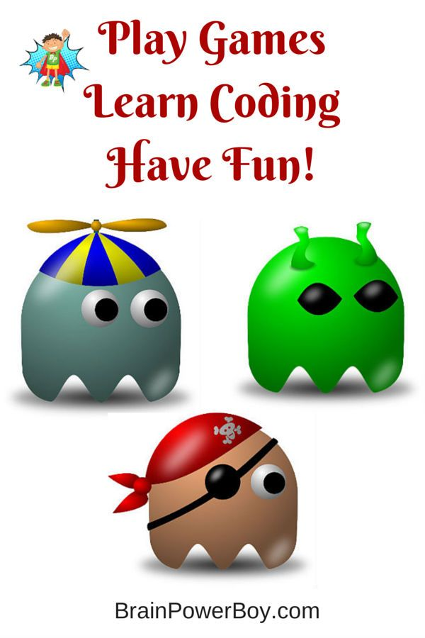 Homeschool Unit Study, Coding Games. Learn while playing games.