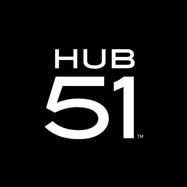 Hub 51 in River North. Try the chicken nachos and Ahi Tuna Poke appetizers. Hub Punch cocktail is a must