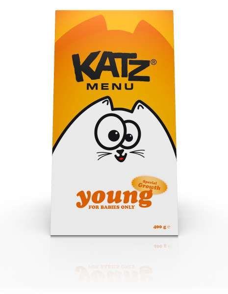 Katz Menu Cat Food