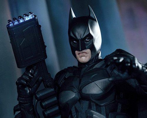 Бэтмен против Супермена. Первый взгляд на костюм Бэтмена