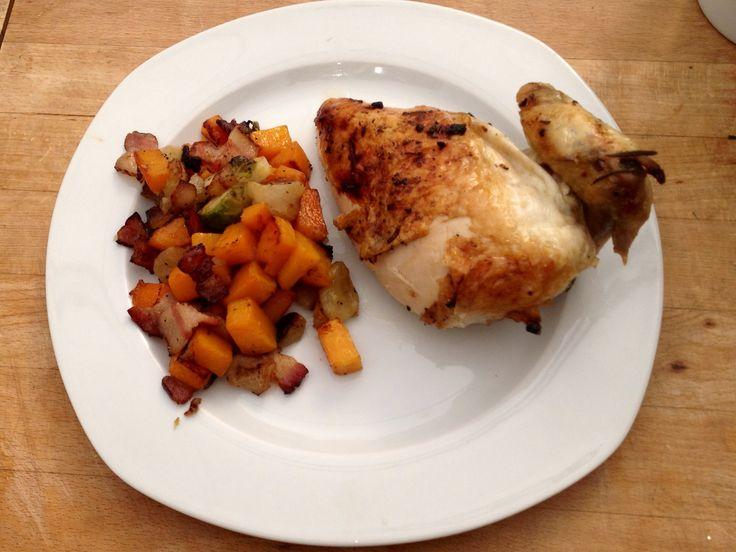 Fall Succotash recipe. CLICK TO WATCH: http://youtu.be/SVuNo14Jn4Y?t ...