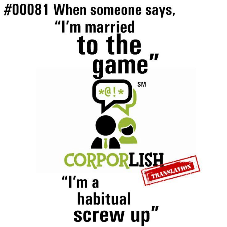 Im married to the game #corporlish #comedy #humor #funny #jokes